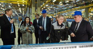 В индустриальном парке «АВТОВАЗа» открылось новое производство